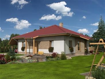 Krov bungalov