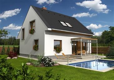 Vizualizace domu